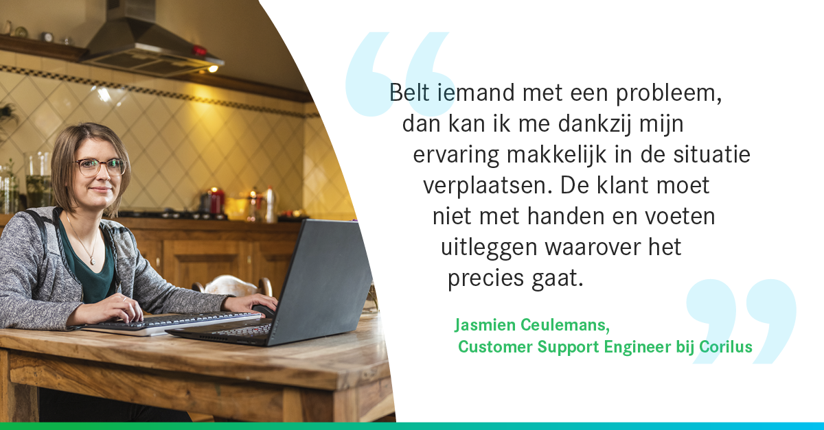 Corilus NL - Quote 3